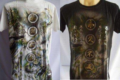 Emperor Eternity Japanese Hell Tattoo T-shirt M L XL 17057 7953