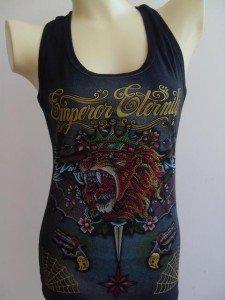 Emperor Eternity The Lion King Woman Tank Black XS