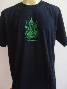 Ganesha Ganesh Lord T Shirt OM Hindu India black  XL# XBGaGr