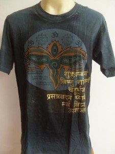 Third Eye Ganesh Men T Shirt OM Hindu  India XL #A2