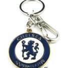 Chelsea Football FC Sports Metal Key Chain Key Ring New