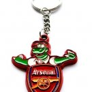 Arsenal Football Sport FC Club Metal Key Chain Ring