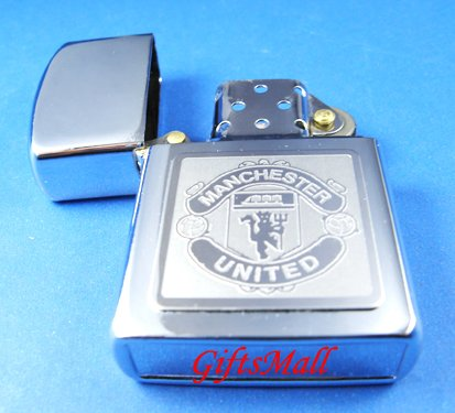 Manchester United FC Club Football Sport Soccer Cigarette Lighter