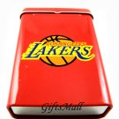 Metal Smoker Cigarette Case Box Holder Cigarette Case NBA Lakers