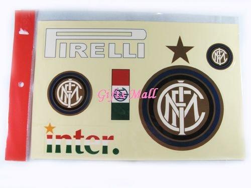 FC Club Sports Football Car Sticker Inter Milan