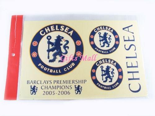 FC Club Sports Football Car Sticker Chelsea