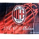 FC Club Sports Football Soccer Official Team Flag AC Milan