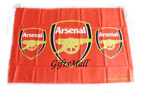 FC Club Sports Football Soccer Official Team Flag Arsenal