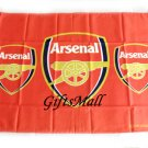 FC Club Sports Football Soccer Official Team Flag Arsenal