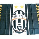 FC Club Sports Football Soccer Official Team Flag Juventus