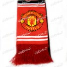 FC Club Sports Football Soccer Flannel Shawl Scarf Manchester United