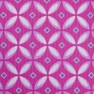 Suete pink dot//cotton//Dobby//2 yards