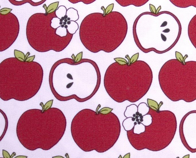 kawaii apple//red//oxford