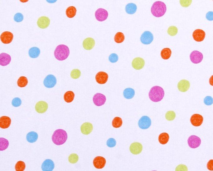 Kawaii dots oxford 20s//pink//cotton