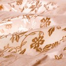 Bright golden//jacquard