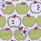 kawaii apple//green