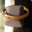 New Gold Filled BANGLE BRACELET Women's Jewelry Accessories