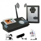 Wireless Audio Visual Intercom System