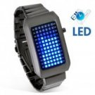 Zero Kelvin - Japanese Blue LED Watch