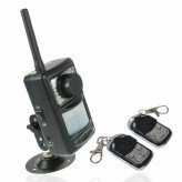 PIR Security Monitor With Mobile MMS Notification