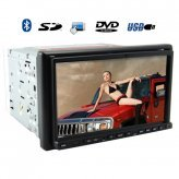 Quantum Leap 7 Inch Touch Screen Car Media System
