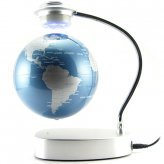 Magnetic Levitation Globe with Blue LED Lights