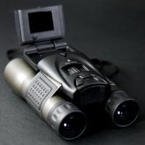 Long Ranger Digital Binoculars with LCD Flip Screen