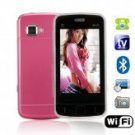 PINK Odyssey - WiFi Quadband Dual-SIM Touchscreen Cellphone
