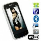 Sliver Odyssey - WiFi Quadband Dual-SIM Touchscreen Cellphone