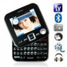 Metro - Dual SIM Swivel Screen QWERTY Cosmopolitan Phone