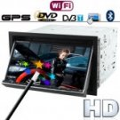 King Cobra 7 Inch HD Touch Car DVD Player (WIFI, GPS, DVB-T TV)