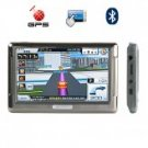 Galileo 5 Inch Touch Screen Multimedia GPS Navigator w/Bluetooth