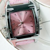 Designer MP3 Watch with Leather Band (4GB)