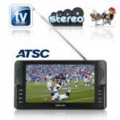 Handheld 7 inch Digital TV for ATSC Countries including the US and North America!