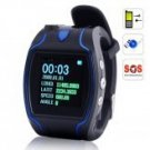 GPS Cell Phone Wrist Watch (Dual Band)