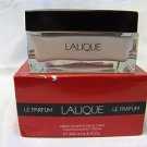 Lalique Le Parfum Voluptuous Body Cream 6.6 fl oz.