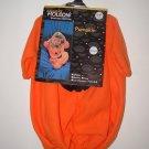 NWT Girls Boys 2pc Halloween PUMPKIN Costume 0-3-6-9 Mo