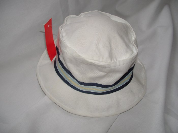 EUC Boys GYMBOREE Fisherman Sun Hat 18-24 Mo 2T-3T