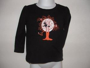 NWT Girls OLD NAVY Halloween Long Sleeve Shirt 12-18 Mo