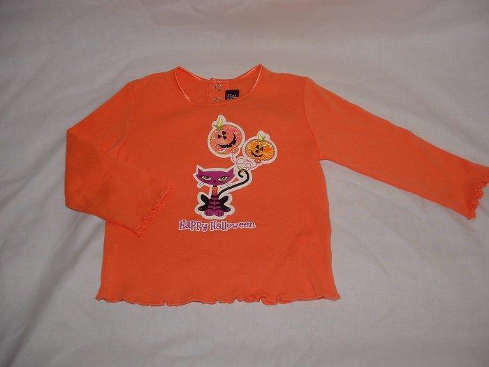 *NWT* Girl CHILDREN'S PLACE Halloween Shirt 24 Mo CUTE