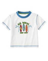 *NWT* Boys GYMBOREE Surf Camp Tee T-Shirt 3-6 Months