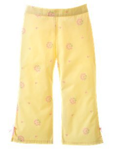 **NWT** Girls GYMBOREE Garden Bloom Easter Ankle Pants 5