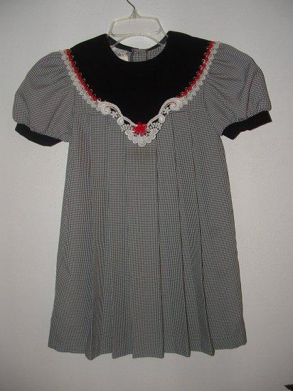Girls YOUNGLAND Holiday Xmas Dress Size 7 **EUC**