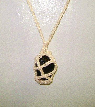 Soho Necklace White