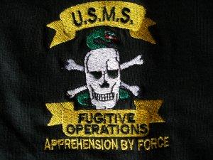 United States Marshals Service T-Shirt