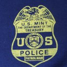 UNITED STATES MINT POLICE T-SHIRT