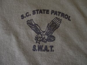 SOUTH CAROLINA PATROL S.W.A.T. T-SHIRT