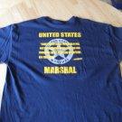 UNITED STATES MARHALS T-SHIRT