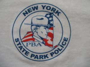 NEW YORK STATE PARK POLICE T-SHIRT
