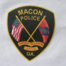MACON GEORGIA POLICE DEAPRTMENT T-SHIRT